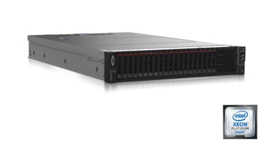 【ThinkSystem SR650レビュー】レノボサーバーの中でベストセラーの実機解説